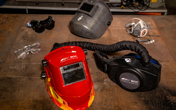 Equipment for welders