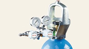 BOC C106X 1 series special gas regulator
