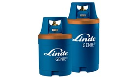 10L & 20L GENIE cylinder with Balloon Gas rim