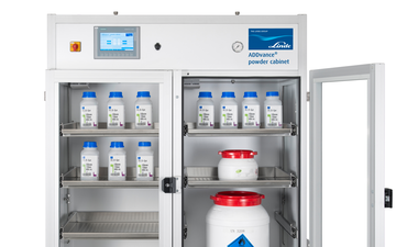 ADDvance® powder cabinet for 3D printing