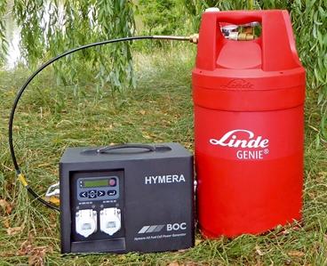 HYMERA® Hydrogen Fuel Cell Generator | BOConline UK
