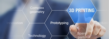 Used for the blog titled: 3D printing may get the boost it needs from advances in CO2 cleaning