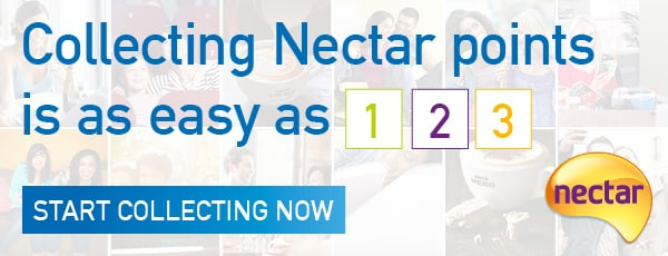 2 million Nectar points to give away this October