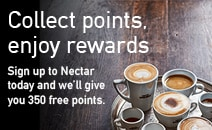 BOC Collect Nectar Points