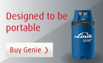 Shop for Genie innovative lightweight cylinders